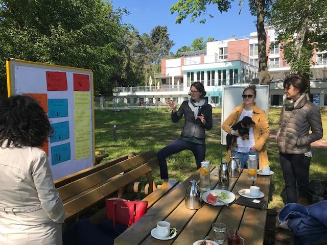 Eindrücke von unserem Treffen im Mai zu KI Probesession 2.0 – Save the date 24.08.2019